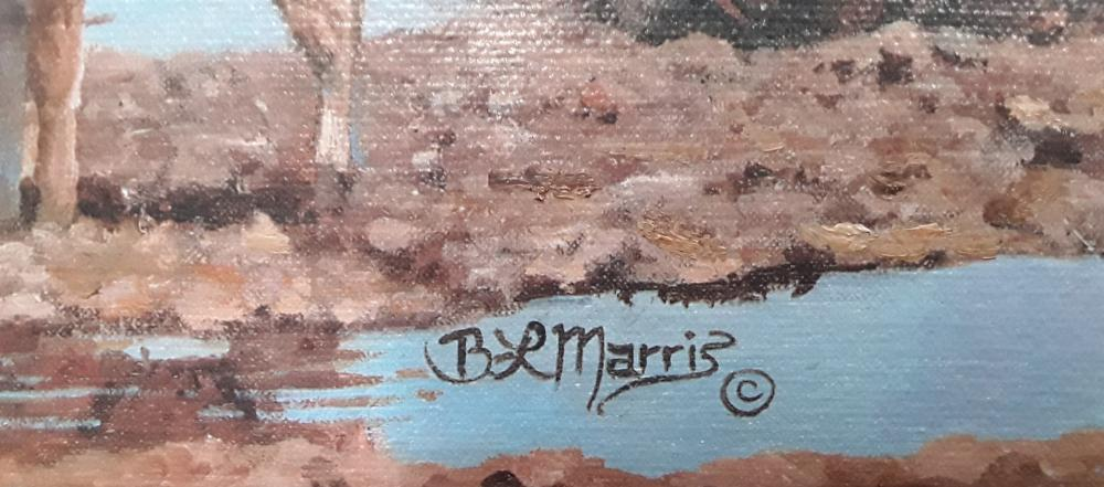 """Bonnie Marris's """"The Gifts Of Spring"""" Limited Edition Canvas"""