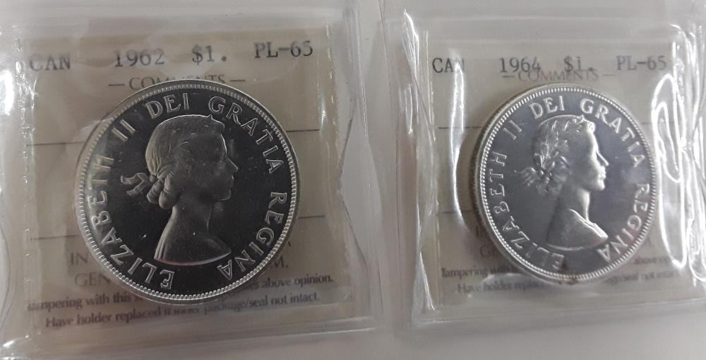 Canadian Superb Prooflike Coin Collection