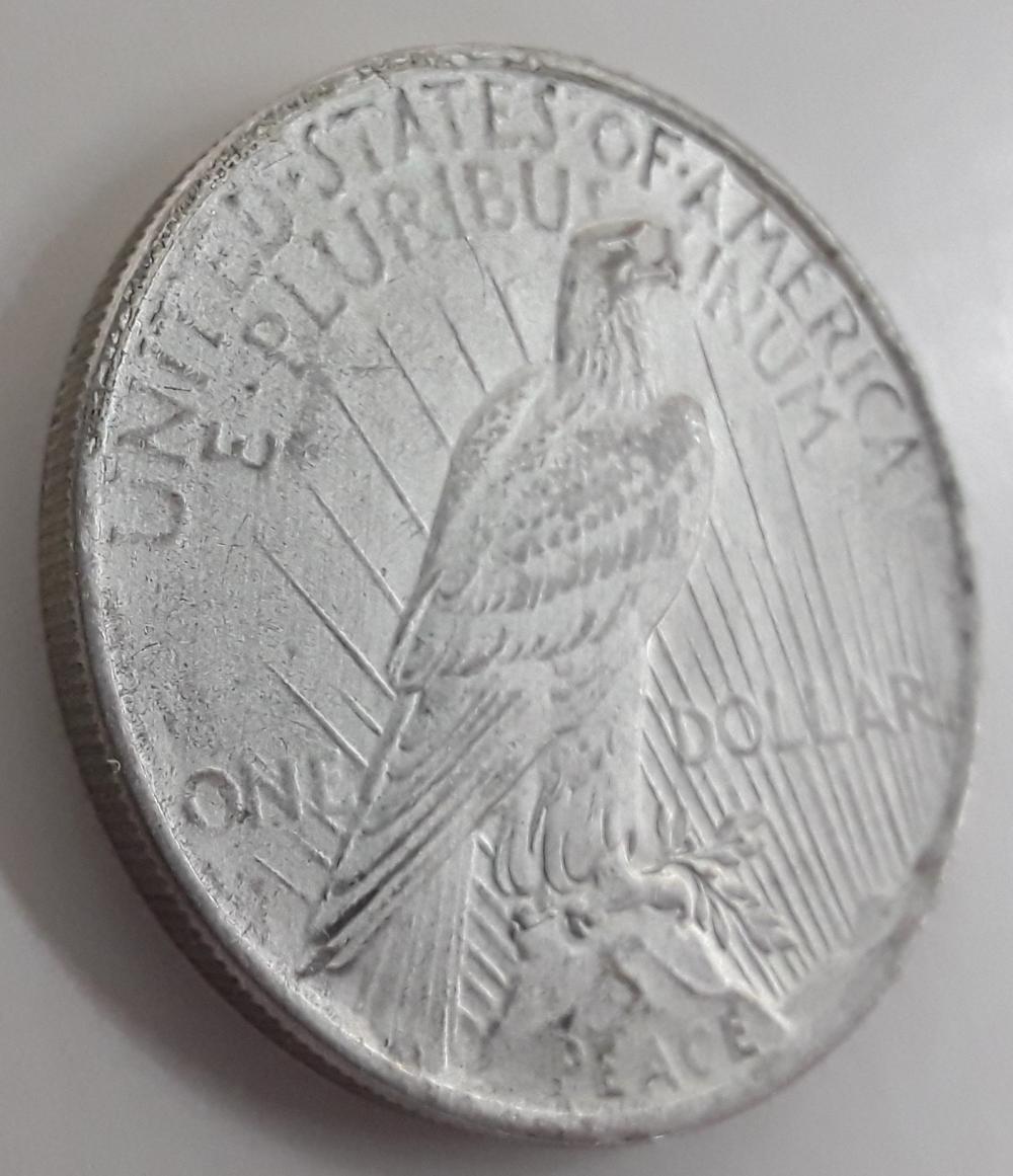 USA Silver Dollar Collection