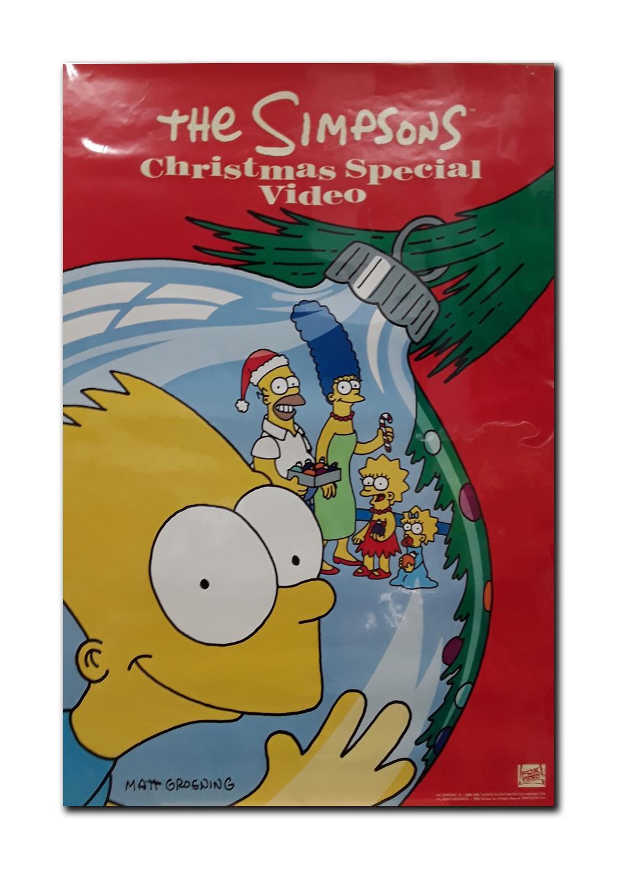 Original The Simpsons Movie Movie Poster