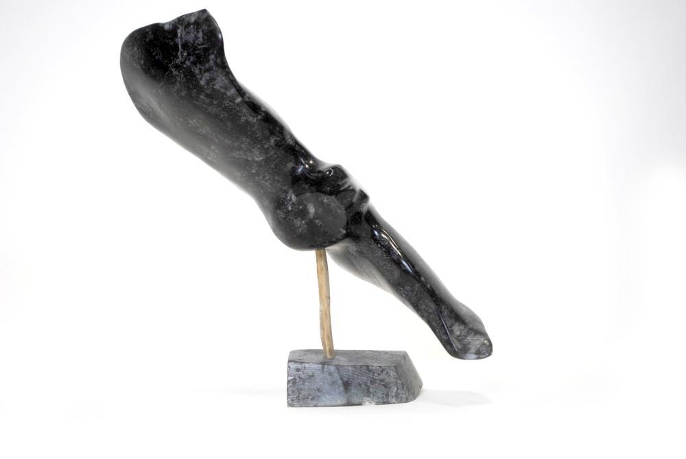 "Joe Poodlat's ""Bird"" Sculpture"
