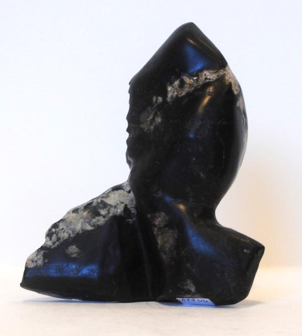 """Clifford Manilaq's """"Shaman"""" Sculpture"""