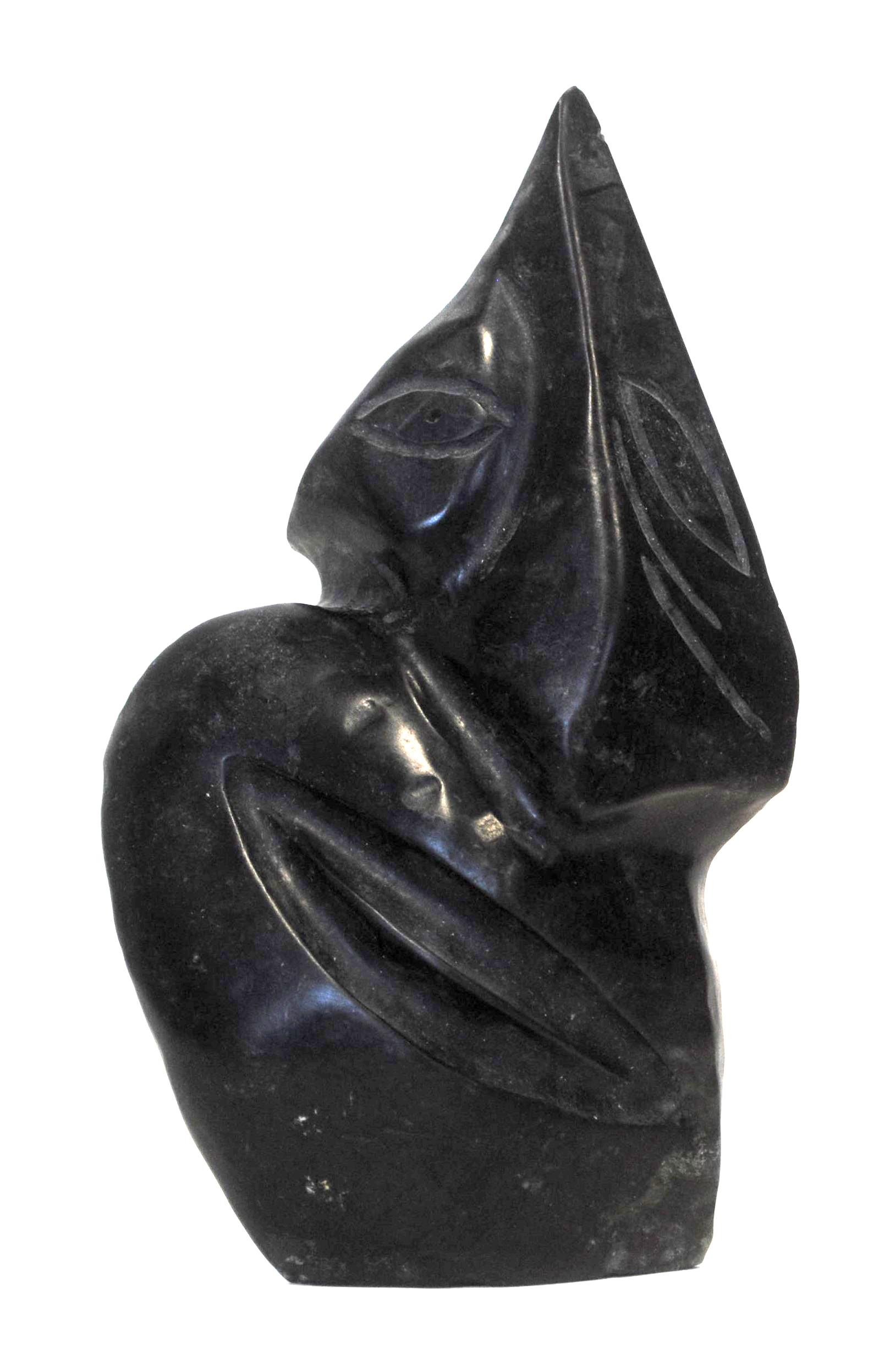 "Leo Uttaq's ""Face"" Sculpture"