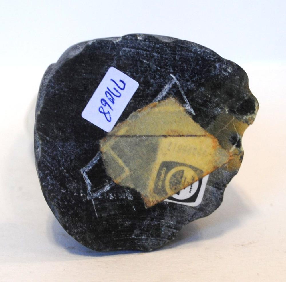 """Albert Qayutinnuaq's """"Anthler Goose"""" Sculpture"""