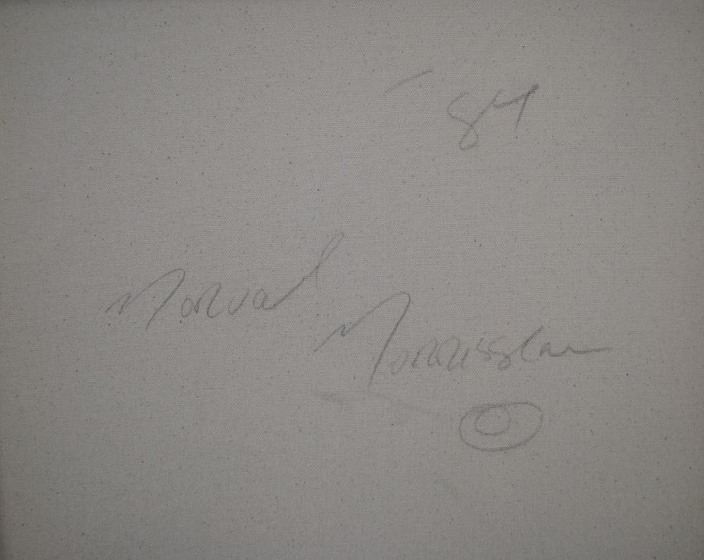 "Norval Morrisseau's ""Transforming"" Original"