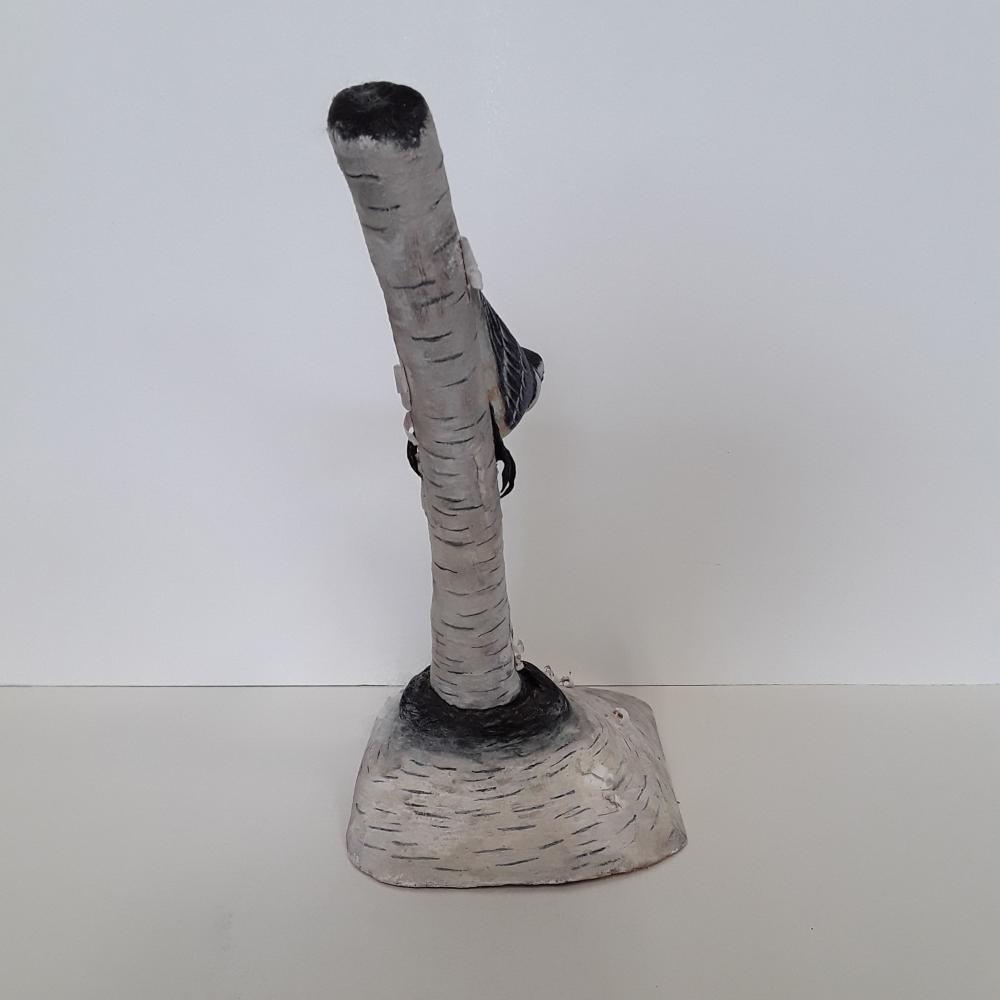 Tony Bendig's Nut Hatch Carving