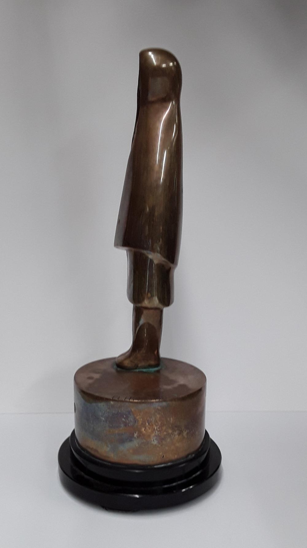 An Original Bronze Sculpture by Anne Harris