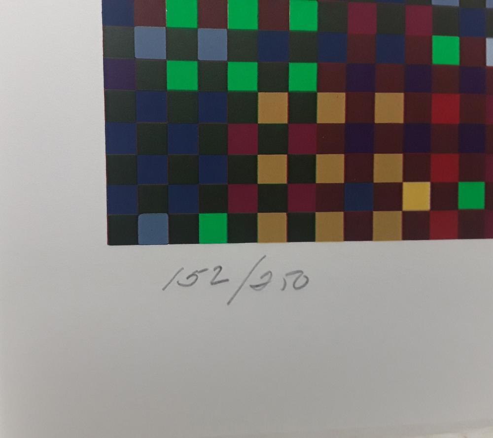 "Tony Bechara's ""151 Colors"" Limited Edition Print"