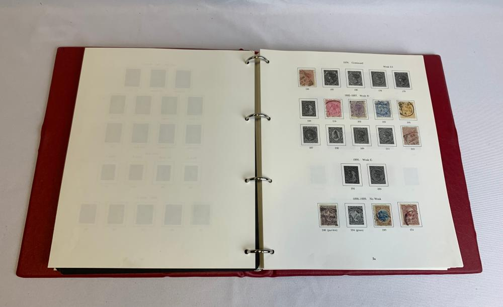 New Zealand Stamp Collection 4