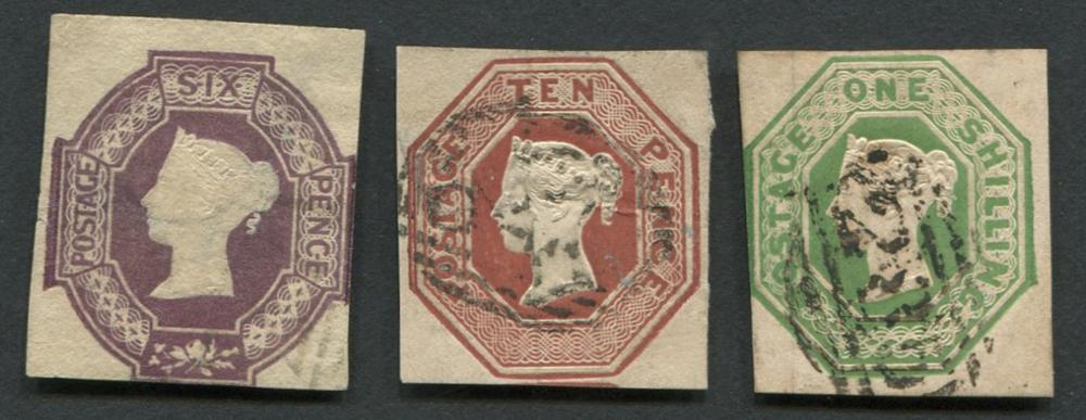 Great Britain Victoria Early Rare Stamps