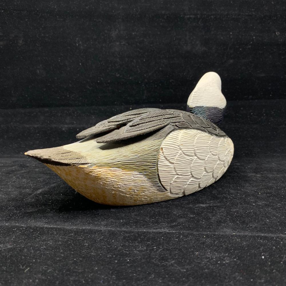 Dan Ryske's Original Hand Carved Duck Decoy