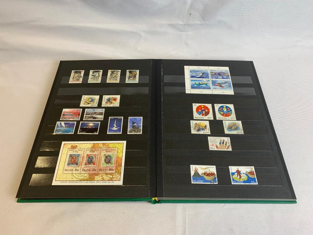 Iceland Stamp Collection 2