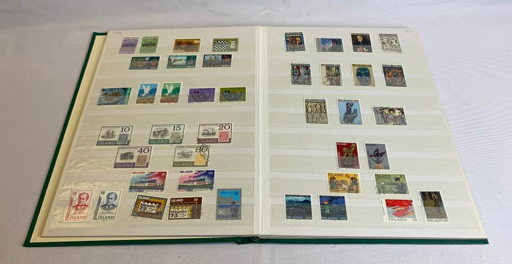 Iceland Stamp Collection 3