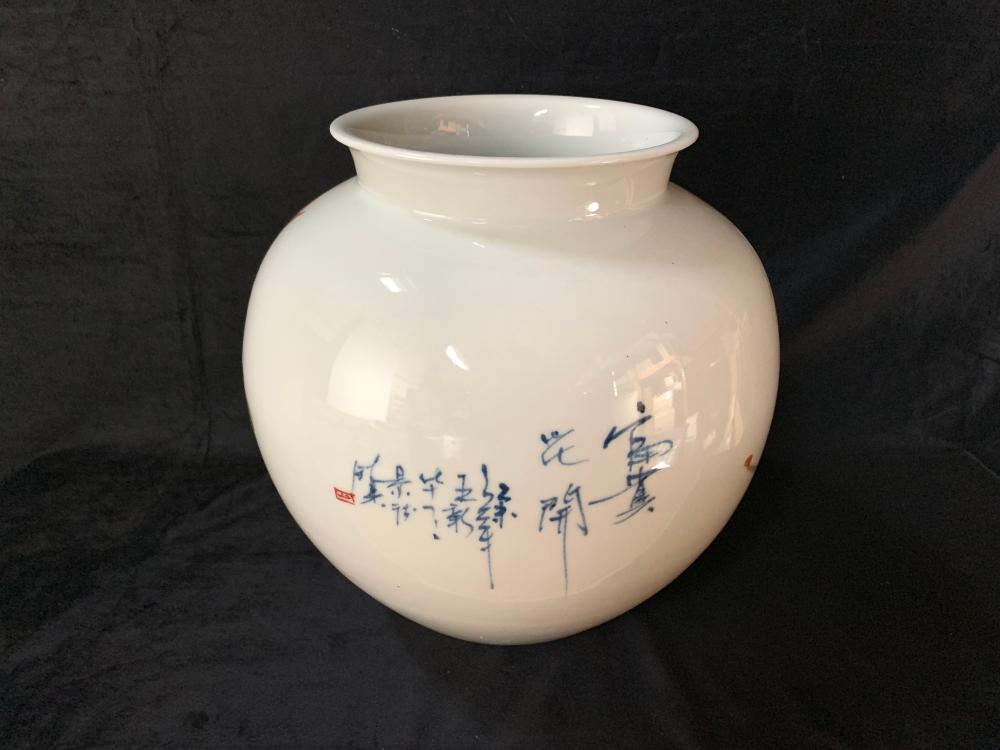 Original Ceramic Asian Pottery