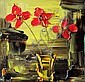 Colin Flack (20th/21st Century) Still Life - Red, Colin Flack, Click for value