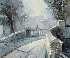 Stuart Williams (b.1973) Talbot Street Bridge