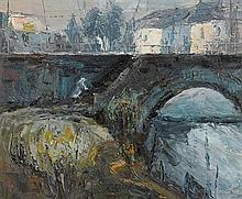 Stuart Williams (b.1973) Docklands