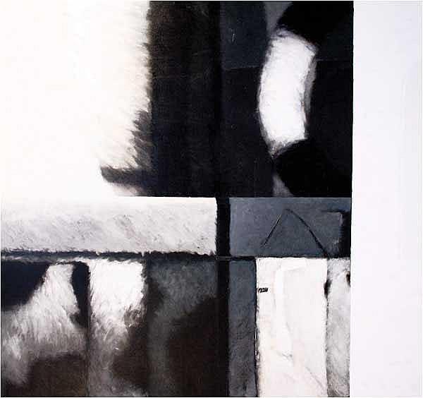 John Shinnors (b.1950) Estuary Forms - Limerick
