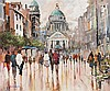 Holly Hanson (20th/21st Century) City in the Rain, Holly Hanson, Click for value
