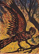 Chris Reid (b.1918) Bird