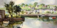 Kenneth Webb RWA FRSA RUA (b.1927) Kinsale, Co. Cork