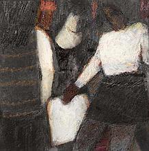 John Shinnors (b.1950) The Couple