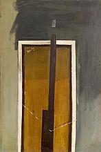 Charles Brady HRHA (1926-1997) Artist''s Studio