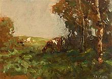 James Humbert Craig RHA RUA (1878-1944) Cattle Grazing