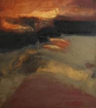 Hughie O''Donoghue RA (b.1953) Red Earth VI (1995)