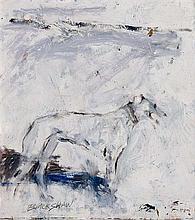 Basil Blackshaw HRHA RUA (1932-2016) Greyhound