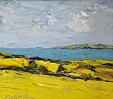 Michael Flaherty (b.1950) Seascape oil on board