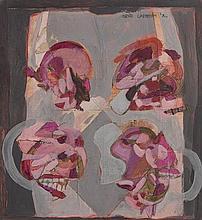 Gene Lambert RHA (b.1952) Untitled