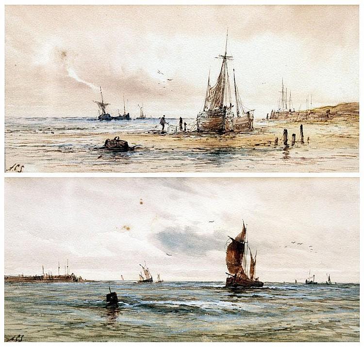 Anthony Carey Stannus (c.1830-1919)