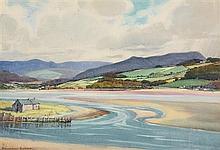 Leonard Gordon Andrews (1885-1960) Portmaddoc, North Wales