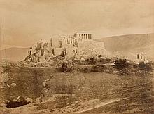 Frédéric Boissonnas (1858-1946) Swiss Acroplis of Athens