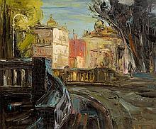 Stuart Williams (b.1973) Mount Street, Dublin