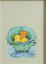 Michael Flaherty (b.1950) Bowl of Fruit