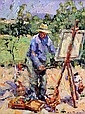 James S. Brohan (20th/21st Century) Painting a, James S. Brohan, Click for value