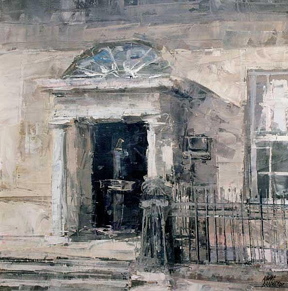 Aiden Bradley (20th/21st Century) House, Merrion