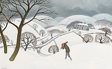 Jonathan Armigel Wade (b.1960) British Towards Evening