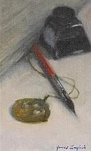 James English ARHA (b.1946) The County Medal
