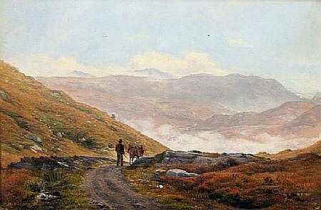 Bartolomeau Colles Watkins RHA (1833-1891) British