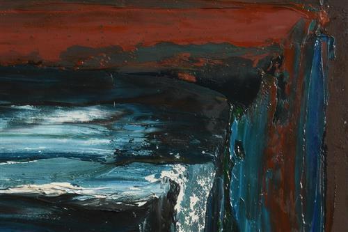 Sean Mcsweeney Hrha B 1935 Shoreline Bog Pool