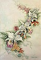 Barrie Castle (1935-2006): Flower Study, Finbar Castle, Click for value