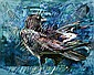 CHARLES HARPER RHA (B.1943) Bird mixed media, Charles G. Harper, Click for value