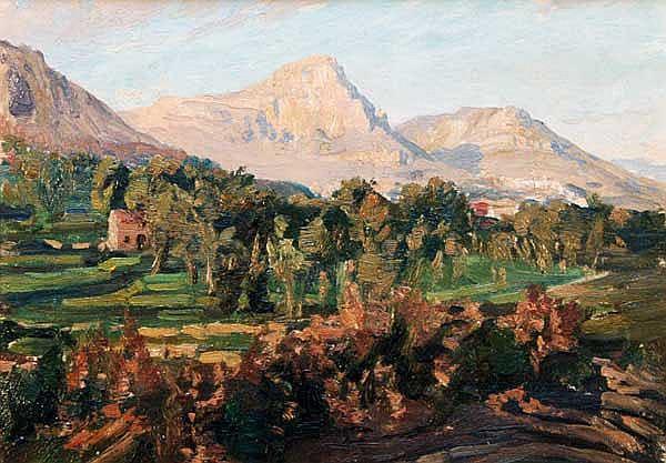 Dermod O'Brien PRHA HRA HRBA HRSA (1865-1945)
