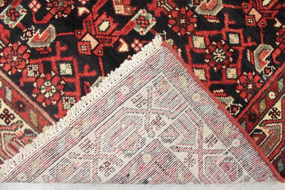 HAND KNOTTED PERSIAN AREA RUG, Meshgin Shahr regio