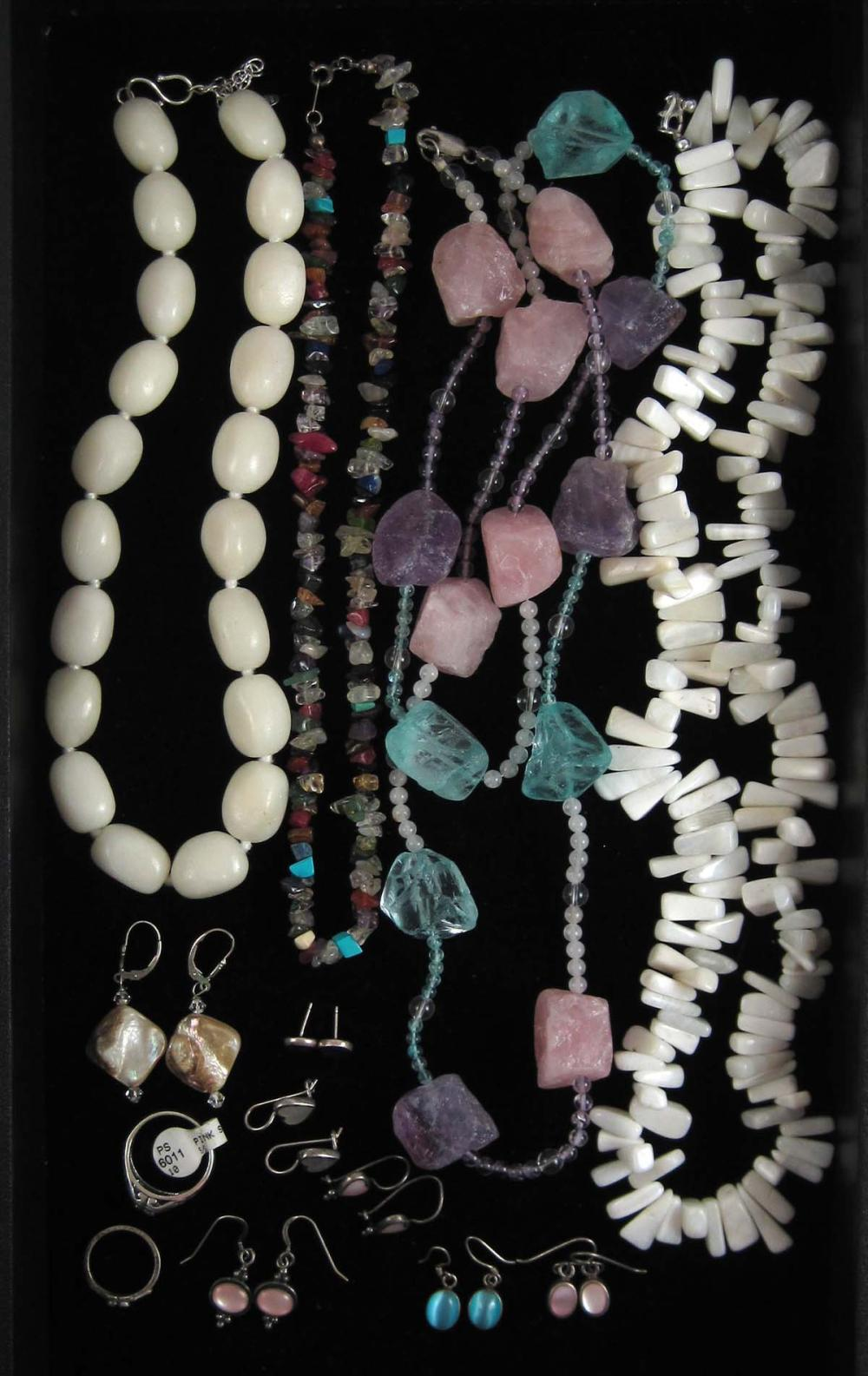 articles upon gemstone jewelry