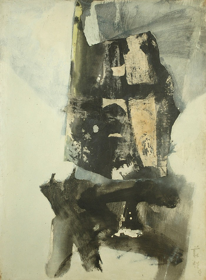 CHUANG CHE MIXED MEDIA ON CANVAS (Taiwan, born