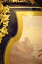 Image 19 for PAIR OF SEVRES PORCELAIN GILT BRONZE MOUNTED URNS